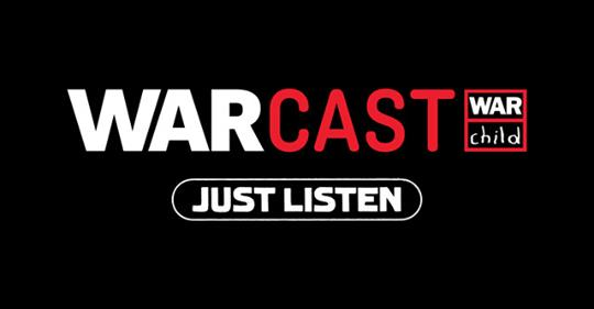 Experience the unheard story of children in war. In 3D-audio. Listen with headphones for best experience.